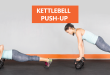 kettlebell push-up